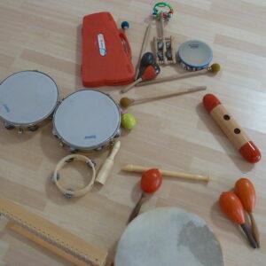 Musicoterapia y psicomotricidad