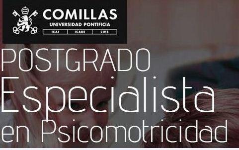 postgrado especialista en psicomotricidad